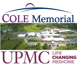 Cole Memorial and UPMC sign Letter of Intent to pursue