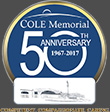 Cole Memorial 50th Anniversary
